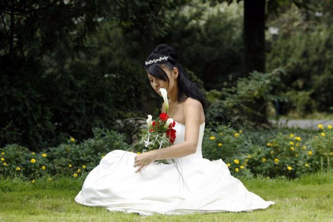 Как быть самой красивой на свадьбе