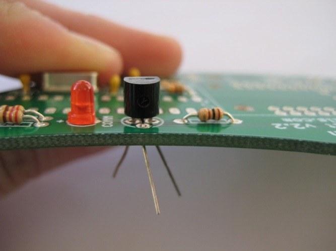 Как паять полевой транзистор