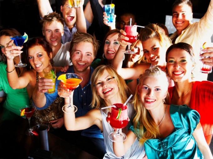 Как устроить веселую вечеринку