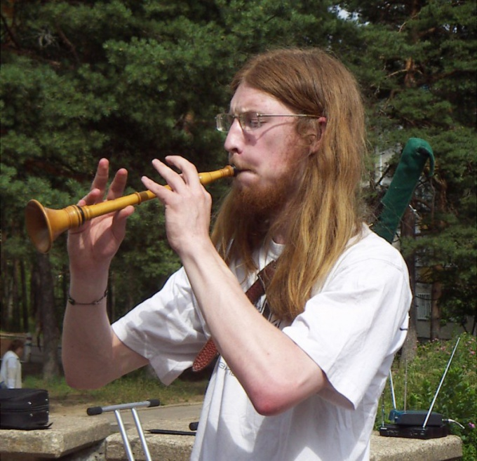 How to learn to play the flute