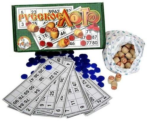 """Как проверить лотерею """"Русское лото"""""""