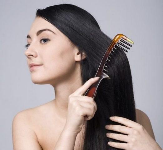 Как вытянуть жвачку из волос