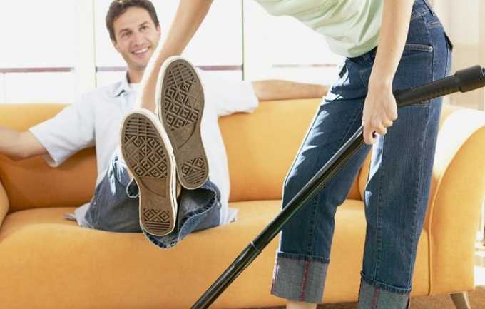 How to clean house quickly