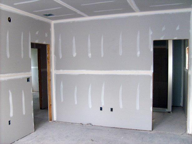 Как сделать гипсокартоновую стену
