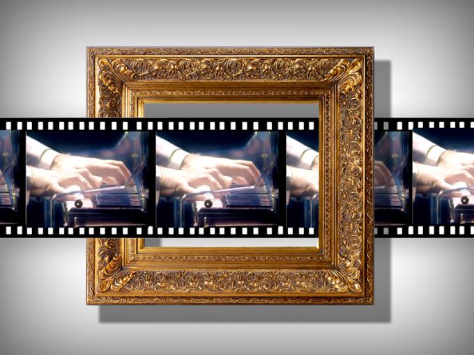Как извлекать картинку из видео