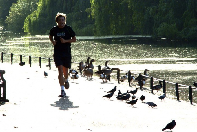 How to learn to run long