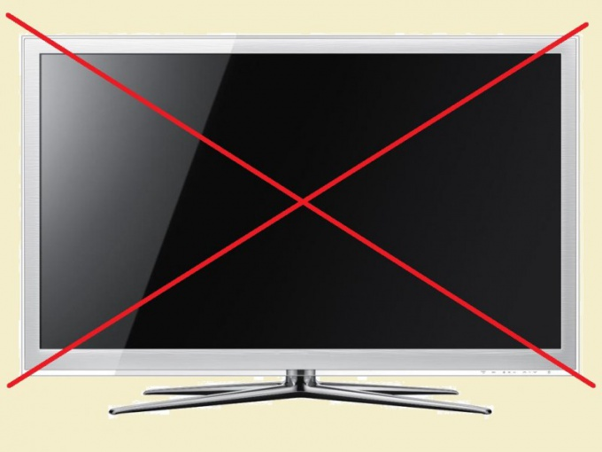 How to return the money for the TV