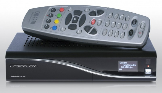 How to install channels on the tuner