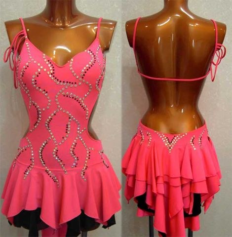 How to sew a dress for Latinum