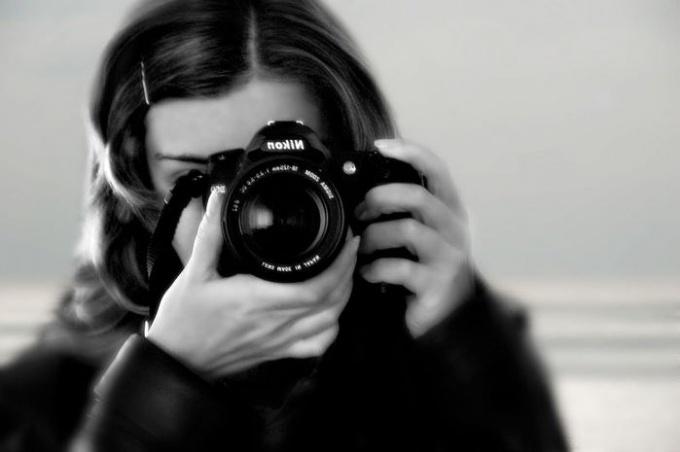 Как переснять фотографию