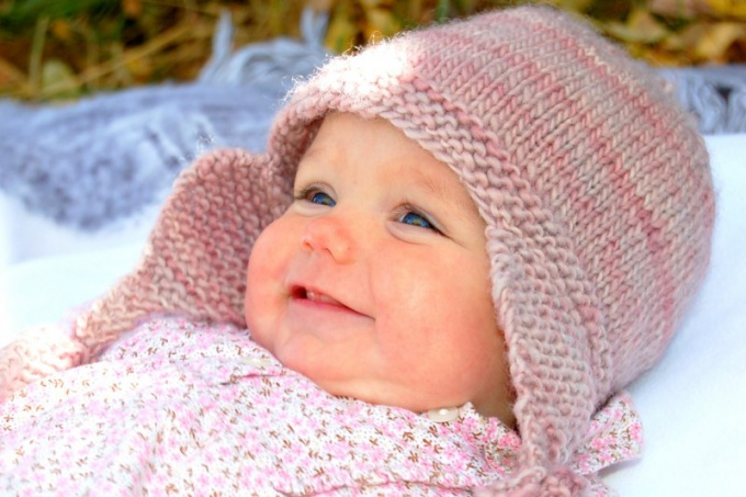 How to knit a hat for baby