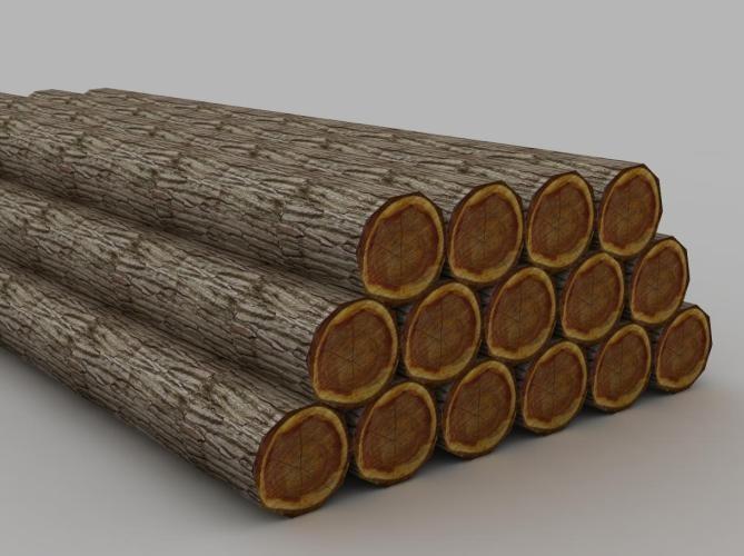 Как посчитать объем леса