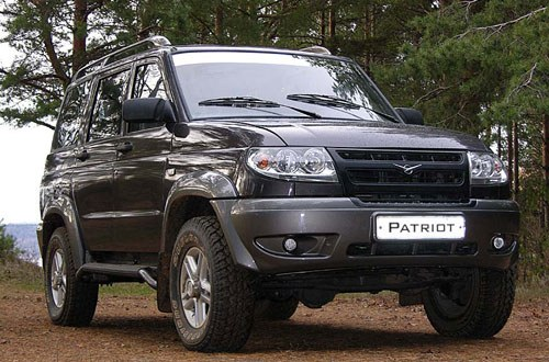 Reviews of UAZ Patriot