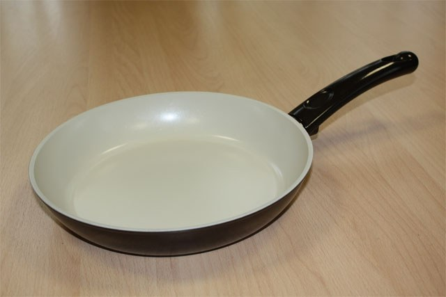Reviews about frying pan with ceramic coating