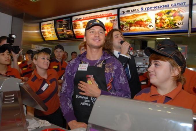 Как «Макдоналдс» помогает соединить тех, кто должен быть вместе