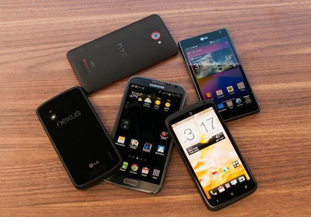 Как выбрать сотовый телефон с технической точки зрения