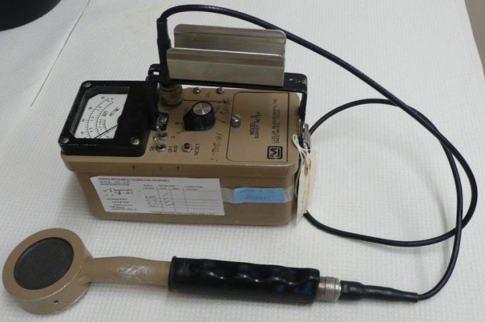 Как измерить уровень радиации