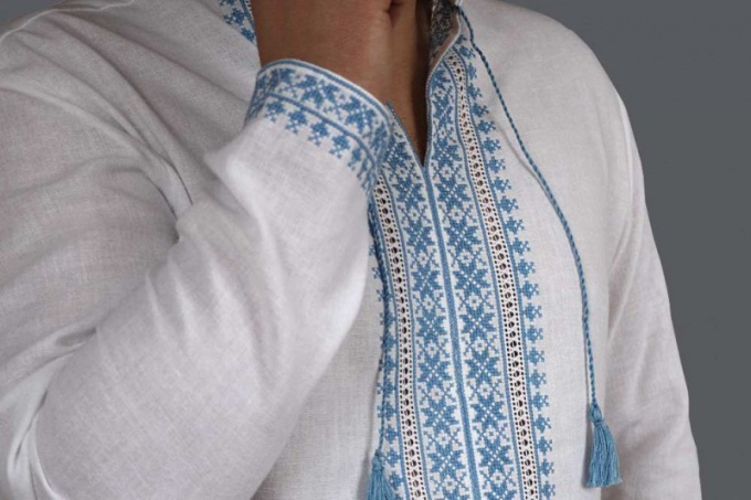 How to quickly learn how to embroider cross