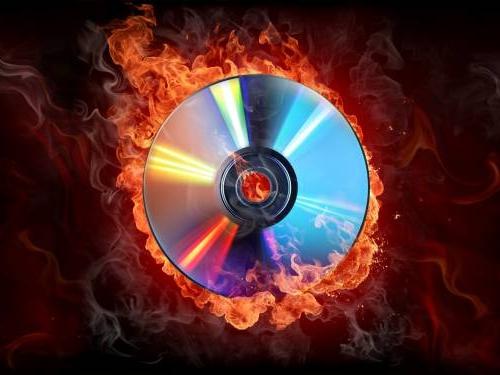 Как записать диск в формате DVD-video