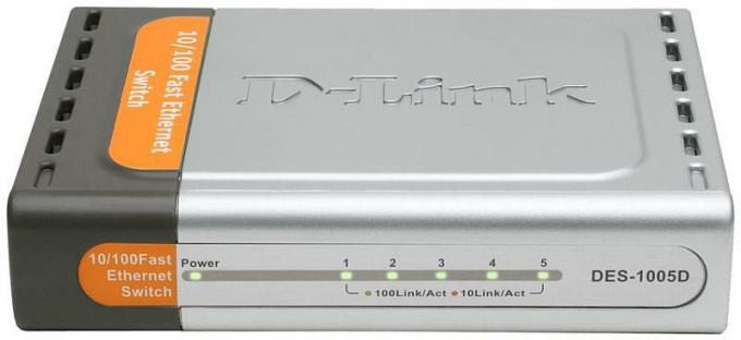 How to configure Internet via a modem d-link