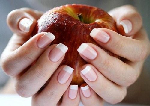 Как принудить ногти расти