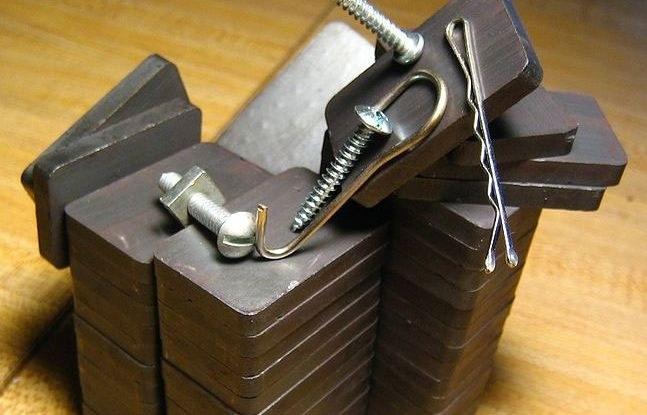Как изготовить постоянный магнит