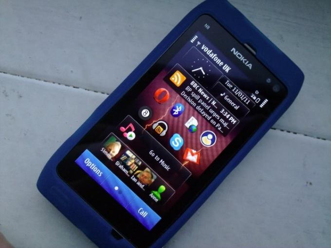 Как настроить интернет на смартфоне Nokia
