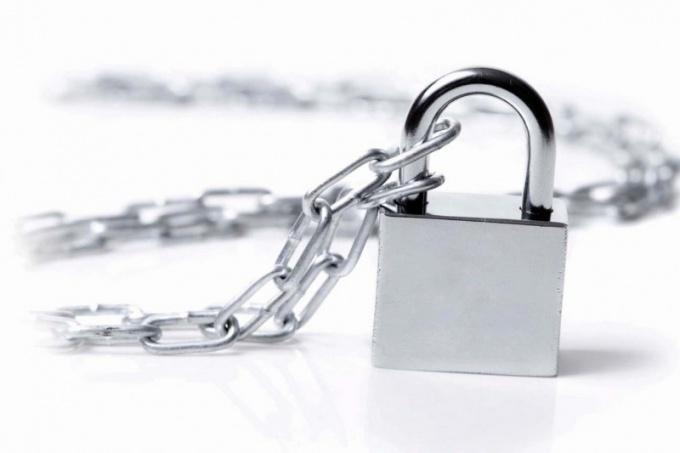Как установить пароль на локальный диск