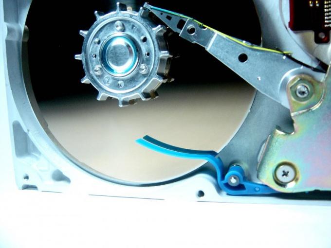 Как переименовать раздел жесткого диска