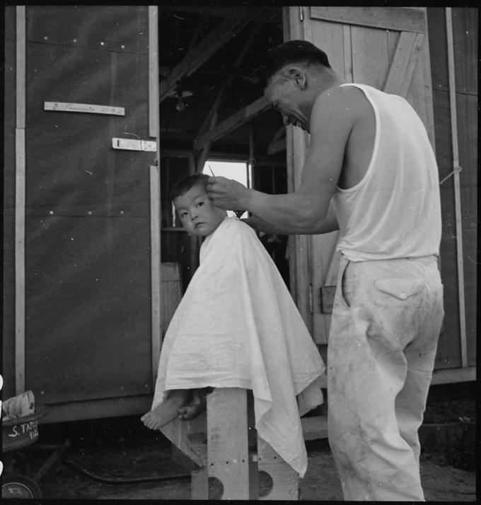 Как подстричь ребенка самостоятельно