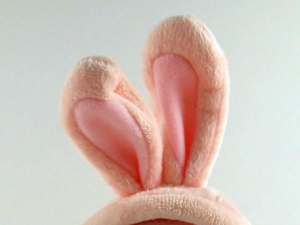Как сделать уши зайчика