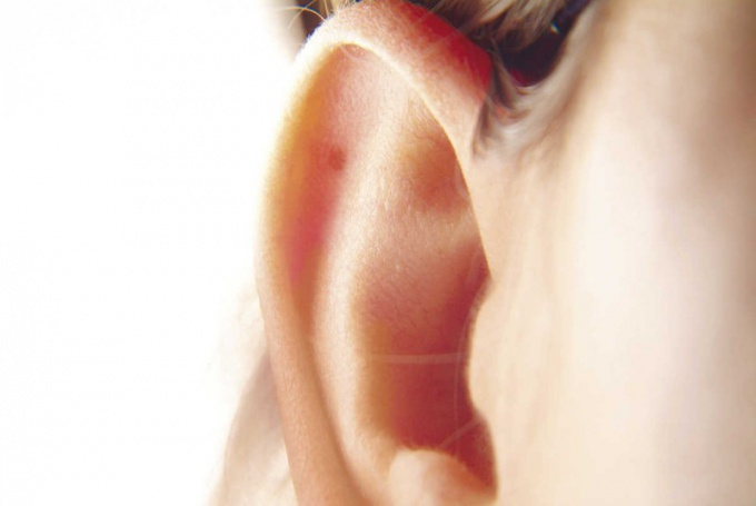 How to level the ear