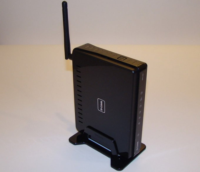 How to set up a WiFi router D-Link dir 300