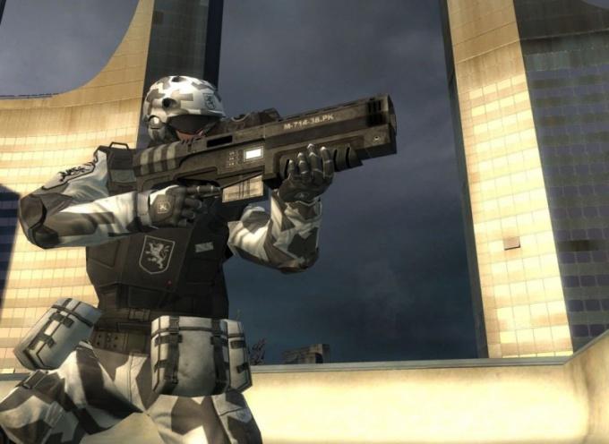 Как модифицировать оружие в Battlefield 2142