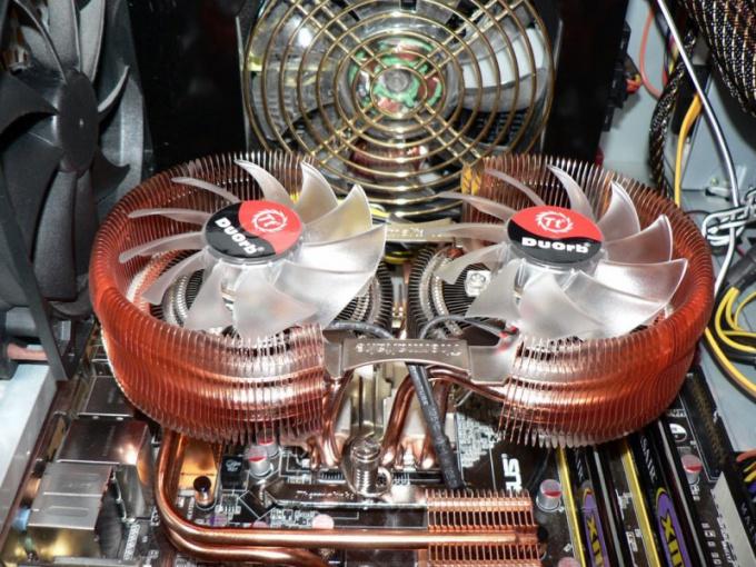 Как улучшить охлаждение процессора
