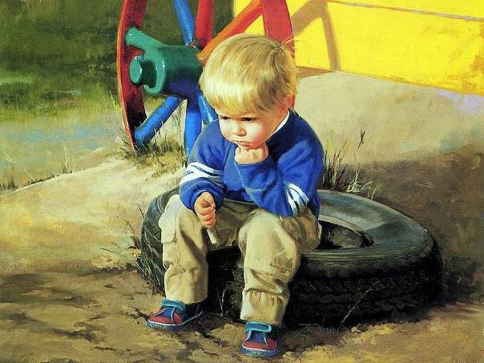Как научить ребенка размышлять