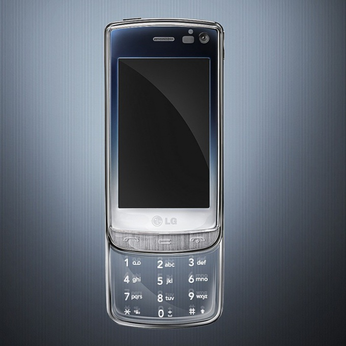 Как проверить подлинность телефона LG