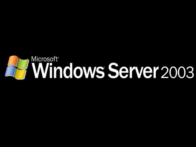 Как установить Windows Server 2003 на сервер