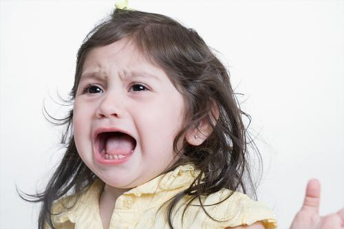 How to wean a child cranky