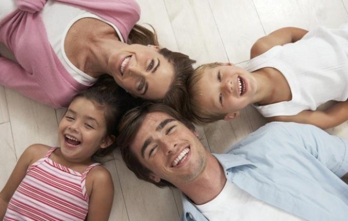 Как достичь гармонии с детьми