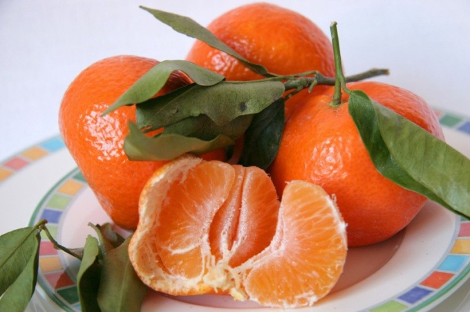The benefits and harms of tangerines