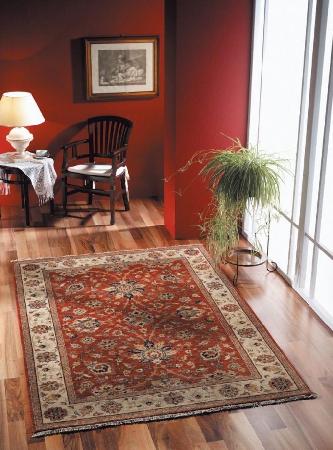 Как научиться ткать ковры