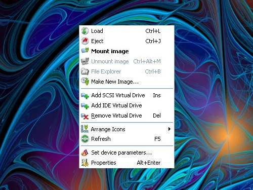 How to use iso files