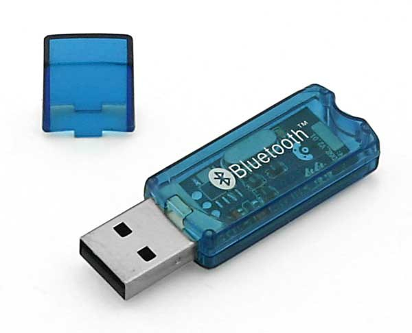 How to connect a usb bluetooth adapter