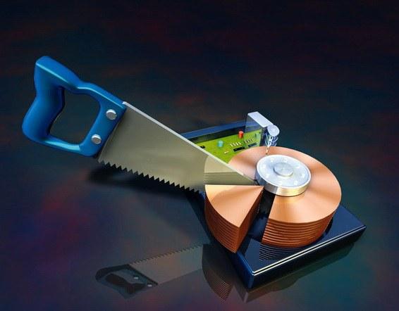 Как создать новый локальный диск