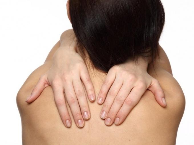 Болела кожа на боку