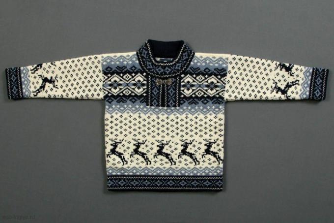 Как восстановить шерстяной свитер