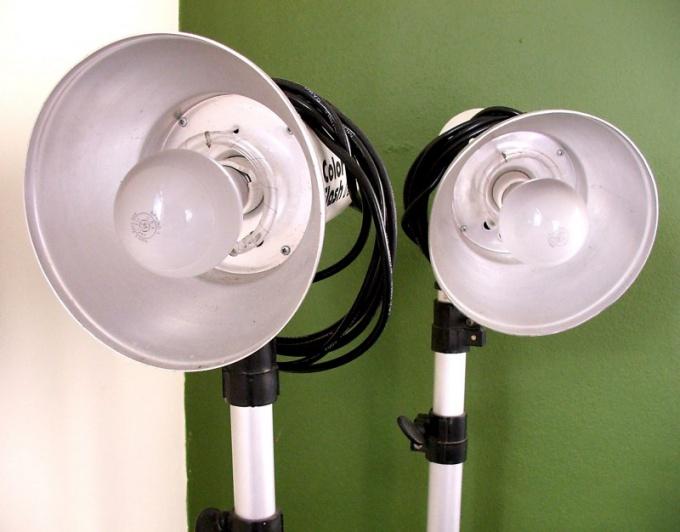 Как выставить свет в фотостудии
