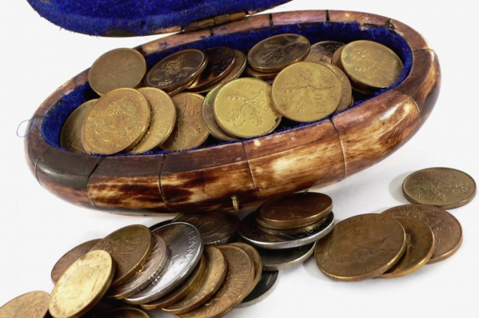 Как очистить старую медную монету