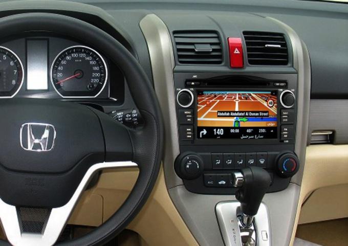 Как ввести код в магнитолу Honda CR-V